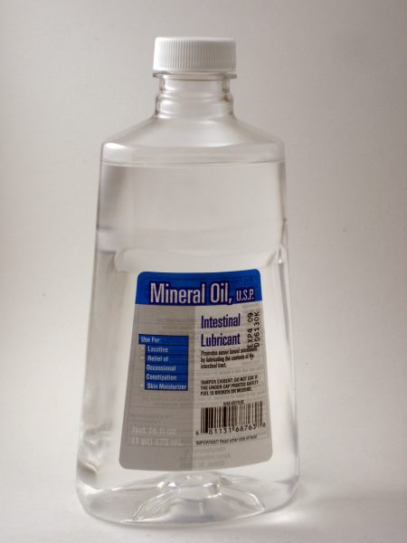 Is mineral oil dangerous? Part 1