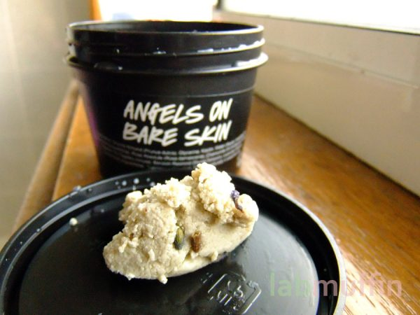 Review: Lush Angels on Bare Skin