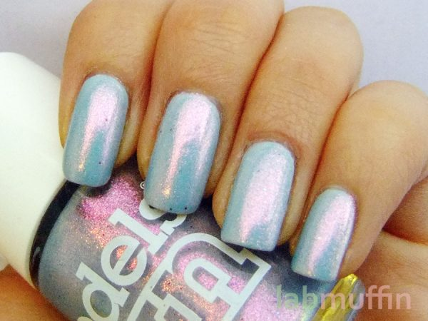 NOTD: Models Own Indian Ocean, plus stamping and matte