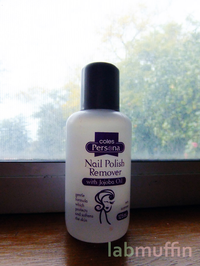 Is It Ok To Add Nail Polish Remover To Your Nail Polish Lab Muffin Beauty Science