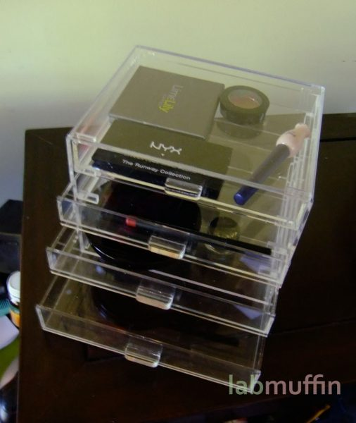 Make-up organisation bonanza!