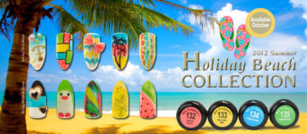 Bio Sculpture 2012 Summer Holiday Beach Collection – swatches and review
