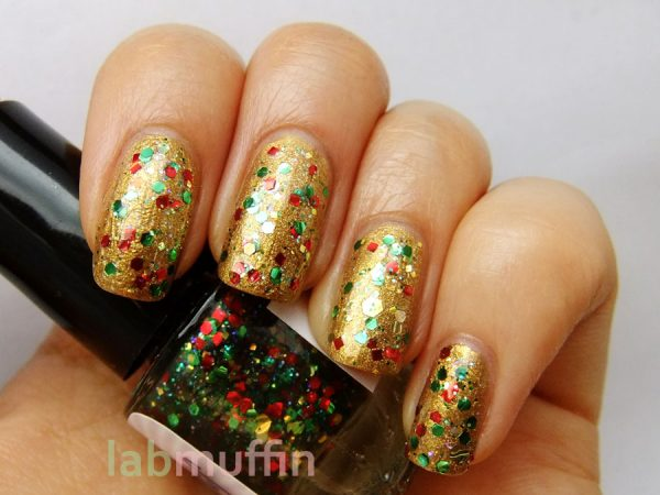 Loki's Lacquer Christmas Collection Swatches and Review