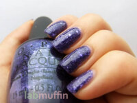 OPI Mariah Carey Liquid Sand polishes – this time glossy!