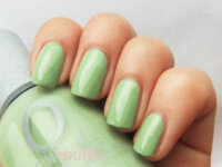 Orly Hope and Freedom swatches and review – Coachella Dweller and High on Hope