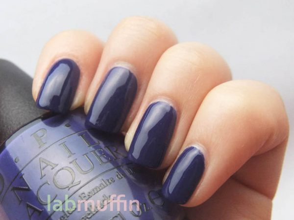 OPI Euro Centrale Swatches and Review