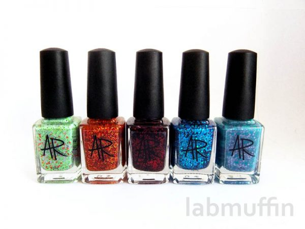 Alanna Renee – Swatches and Review Pt 1