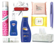 Essential beauty products for camping