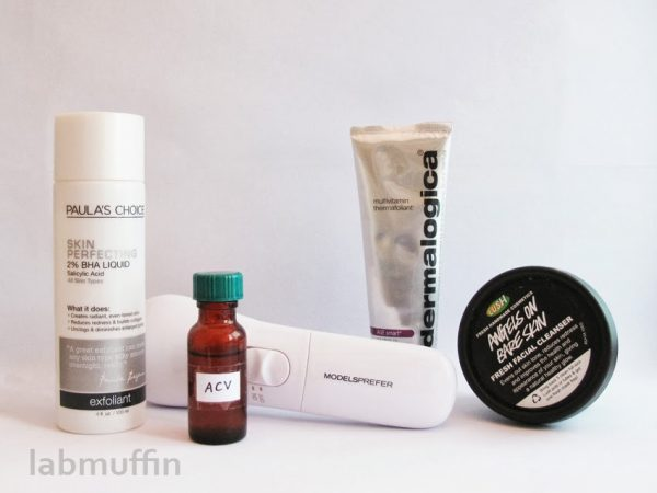 Spring Skincare Regimen 1: Cleansers and Serums