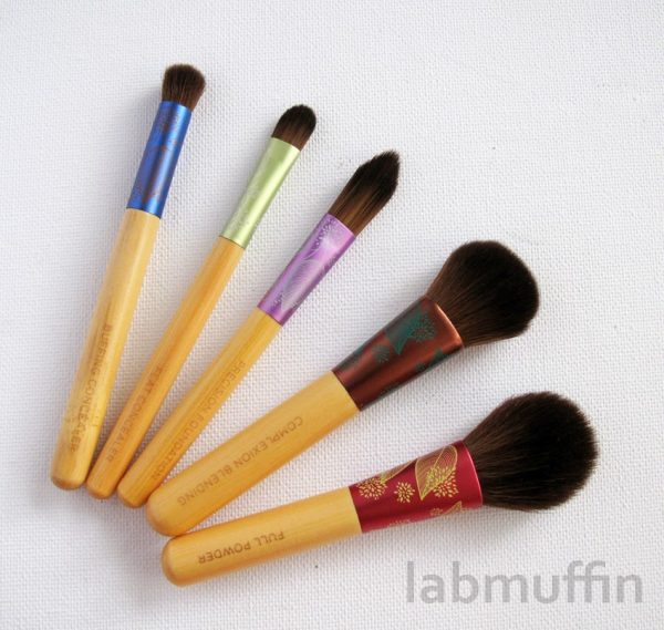 My Regular Makeup Brushes – Real Techniques, Ecotools, Crown and Lust Have It!