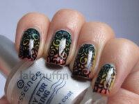 Permanent Marker Nail Art Tutorial (aka I'm Nail MacGyver!)