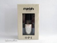 OPI Pure 18K White Gold and Silver Top Coat
