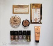 Essence Metal Glam collection – swatches and review