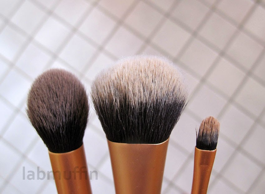 Wash Your Brushes With Daiso Detergent