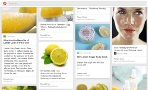 Don't Use Lemon Juice on Your Skin
