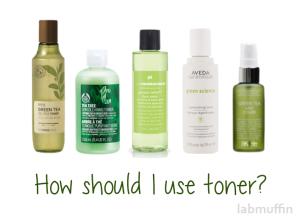 Reader question: How should I use toner?