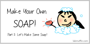 Make Your Own Soap! Part 2: Let's Make Some Soap!