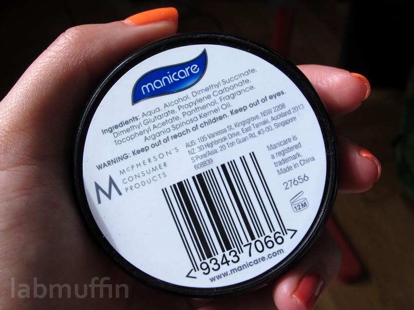solvent free polish remover