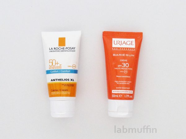 French Sunscreen Comparison: Creamy Edition