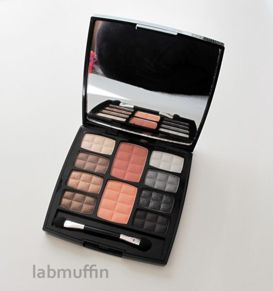 ulta3 Eye Shadow & Blush Palette review
