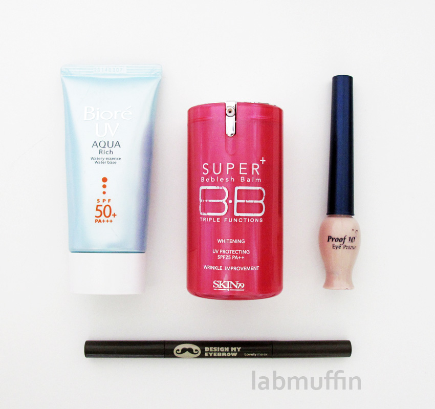 Asian-beauty-favourites