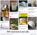 Fact-check: Don't Get Burnt by DIY Sunscreen