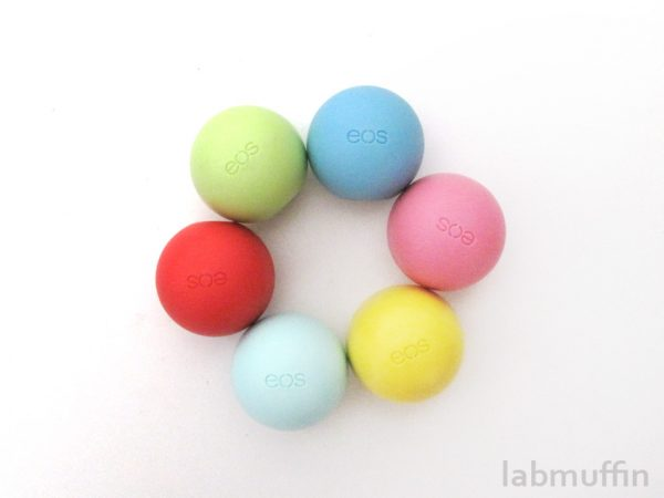 eos Lip Balm Review