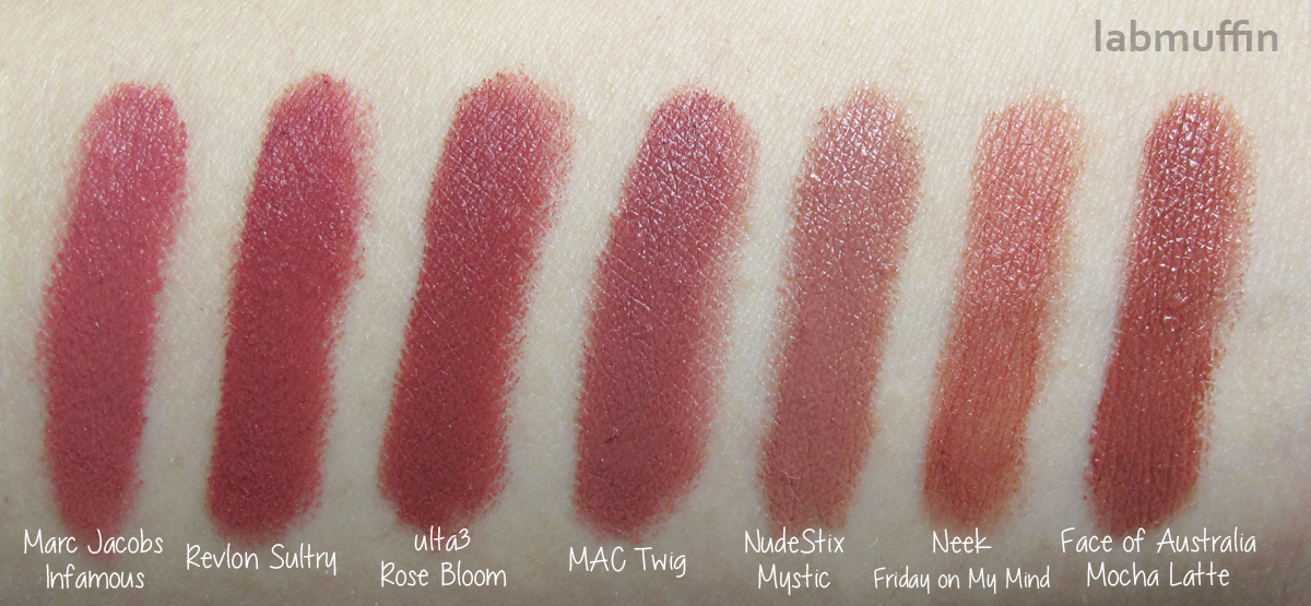 MAC-Twig-dupes