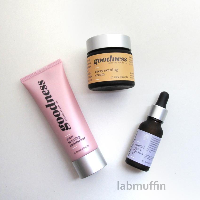 goodness-moisturiser