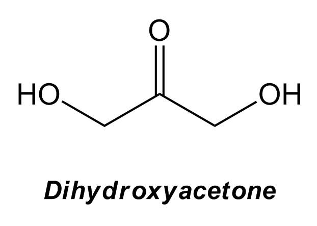 dihydroxyacetone-chemical-structure