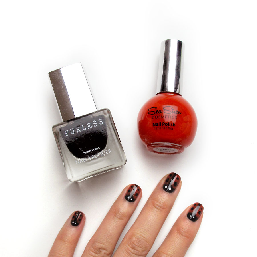 ladybird-nails