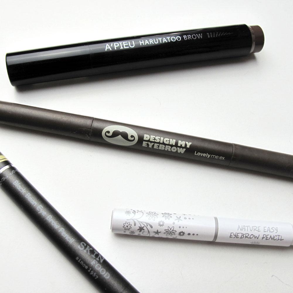 Asian-brow-pencils