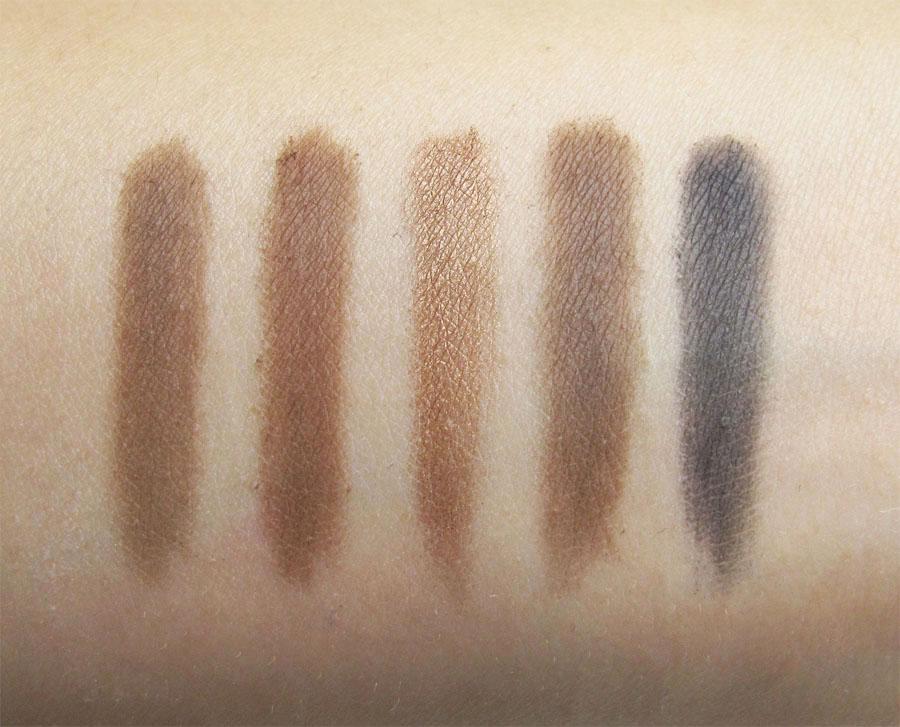 L'Oréal Paris Colour Riche La Palette Nude Eyeshadow Palette Swatches and Review