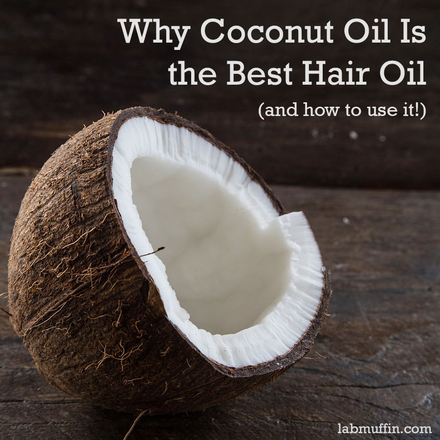 Why Coconut Oil Is the Best Hair Oil (and How to Use It)
