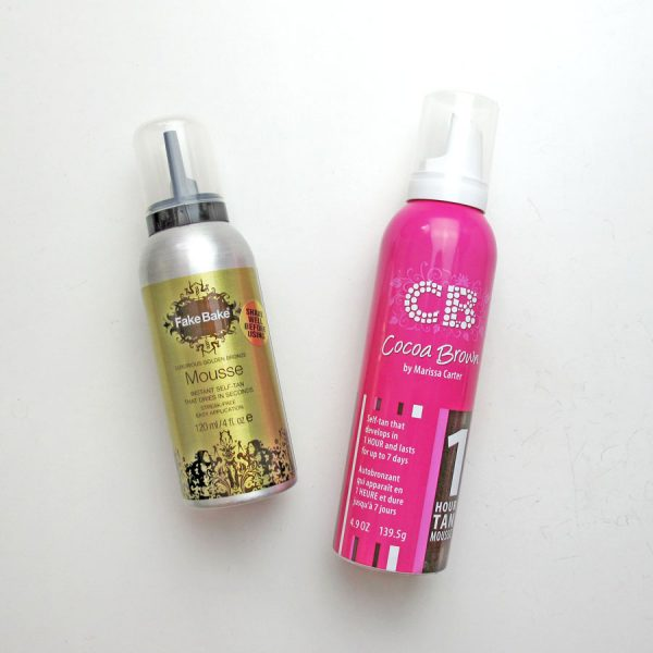 Fake Tan Review: Cocoa Brown and Fake Bake
