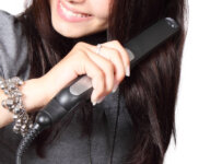 Why You Should Never Straighten or Curl Wet Hair