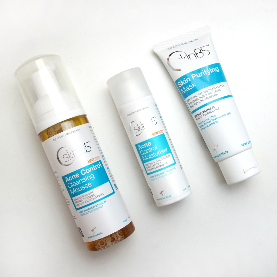 Pantothenic Acid (Vitamin B5) for Acne (Skin B5 Review)
