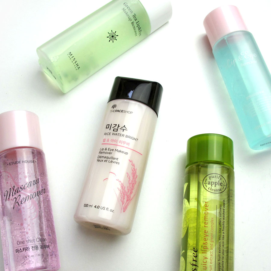 Korean Two-Phase Make-up Remover Reviews