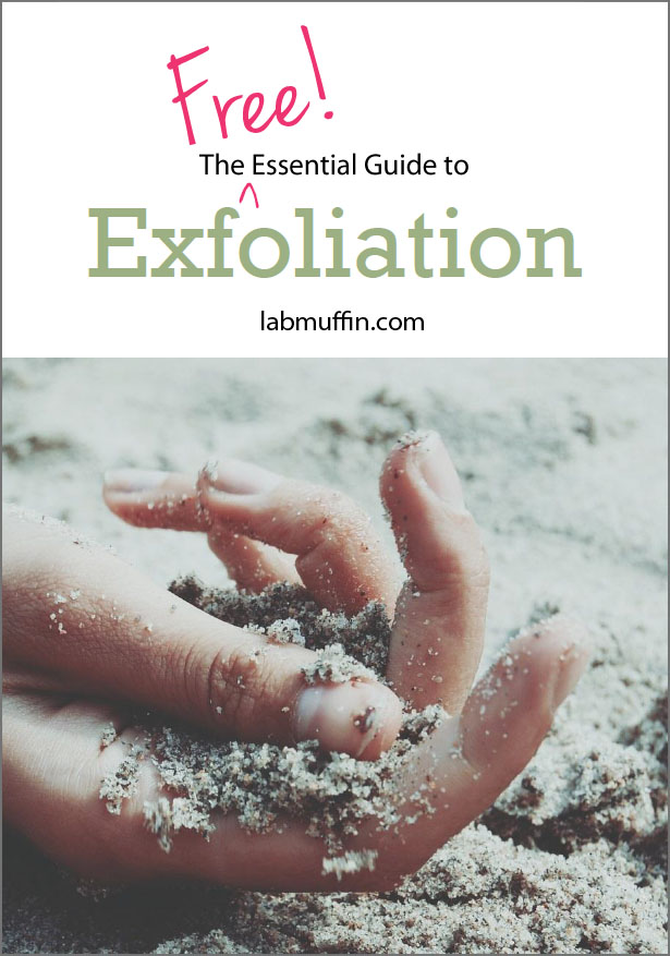 Get Your FREE Exfoliation Guide!