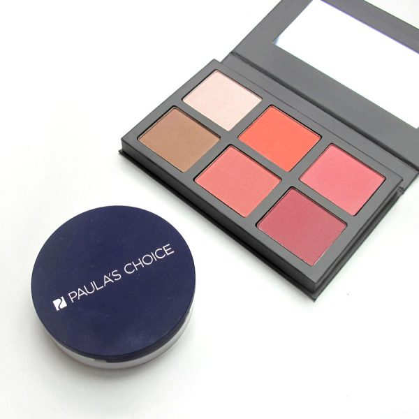 Paula's Choice Blush It On Palette and Flawless Finish Powder review