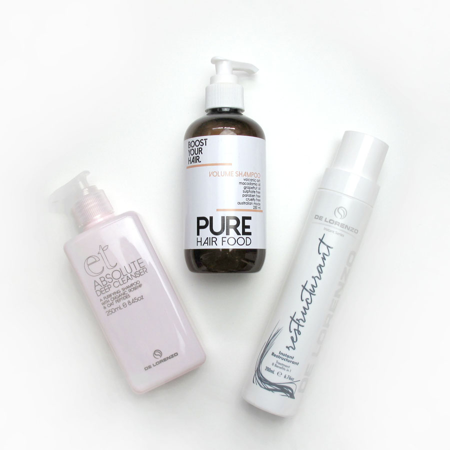 My Lazy Haircare Routine