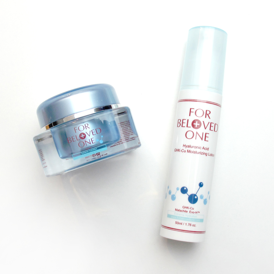 For Beloved One Hyaluronic Acid Moisturising Series Skincare Review