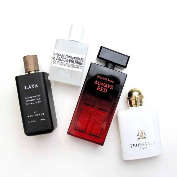Perfume Reviews: Zadig & Voltaire, Trussardi, Elizabeth Arden and Ne'emah