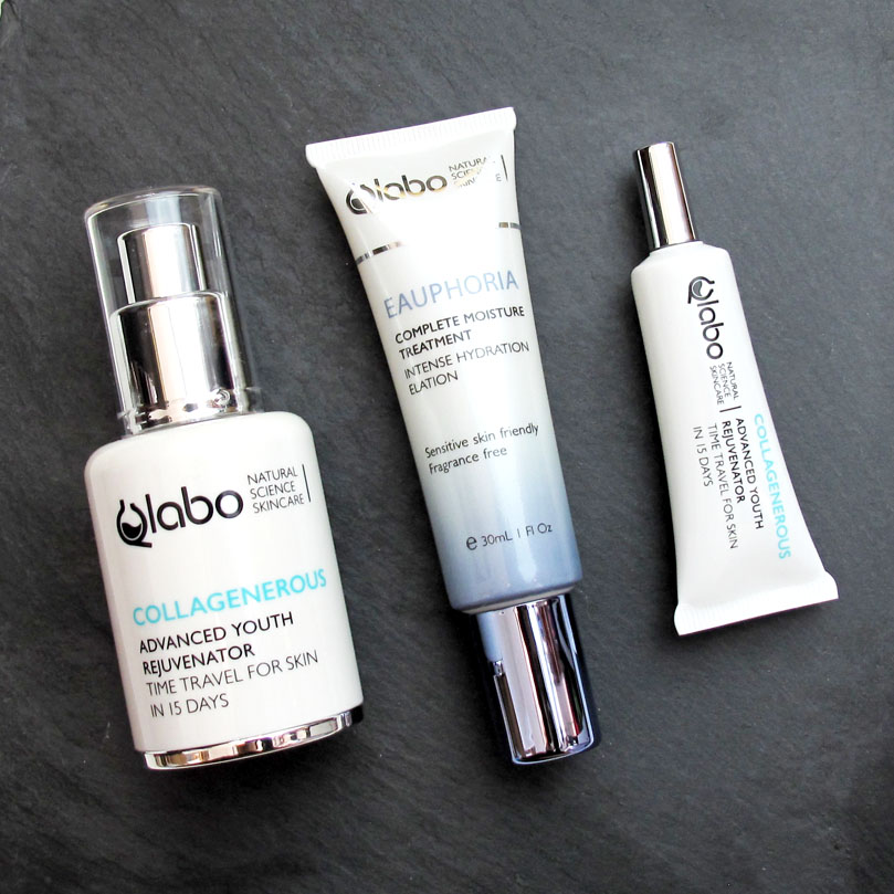 Qlabo Eauphoria and Collagenerous Review