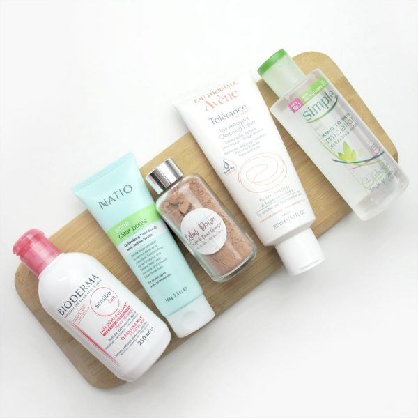 Gentle Cleansers for Sensitive Skin: Review