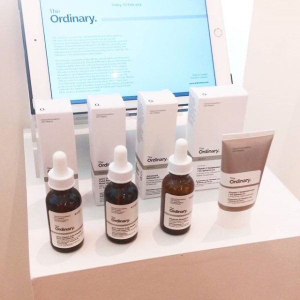 Australian Pricing for The Ordinary