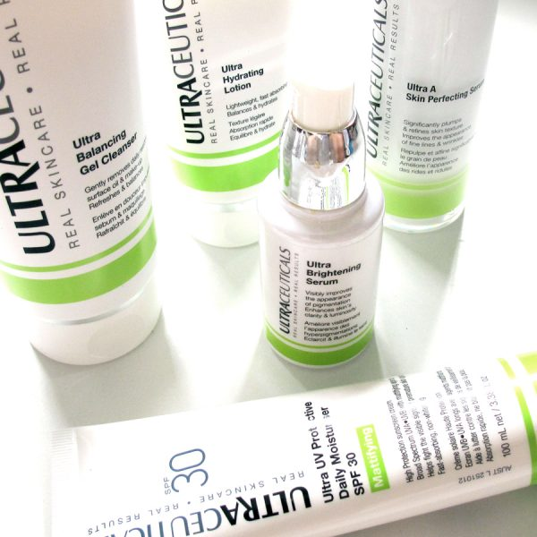 My Ultraceuticals RVR90 Skin Brightening Experience