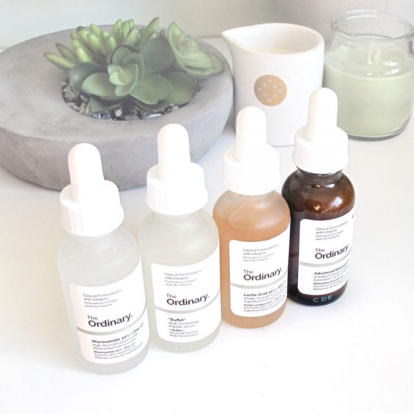 The Ordinary Skincare Review Pt 2: Niacinamide + Zinc, Buffet