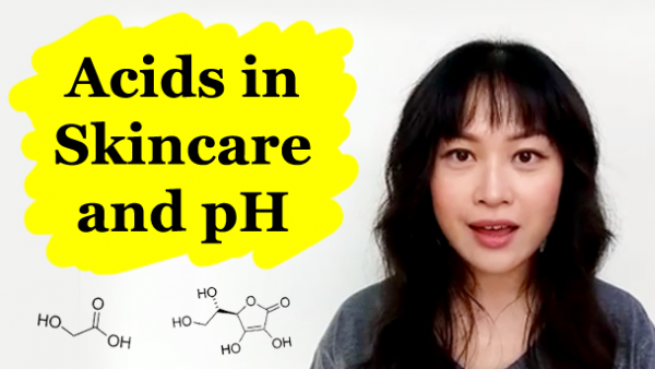 Video: Why pH matters for AHAs and acids in skincare