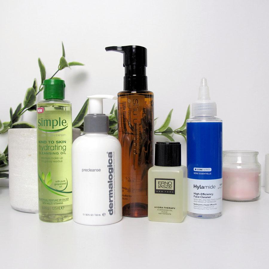 Cleansing Oil Review: Dermalogica, Shu Uemura, Erno Laszlo, Simple